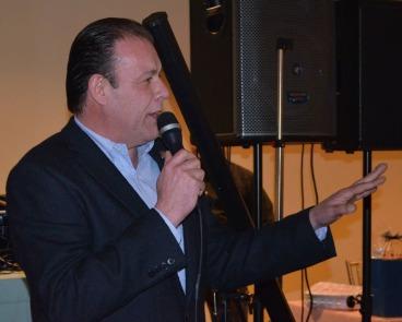 New York State Assemblyman Mark Gjonaj